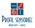 Profil sensoriel ado-adulte 2006